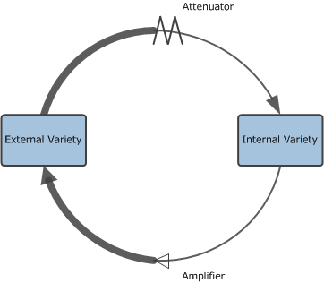 Variety loop illustration